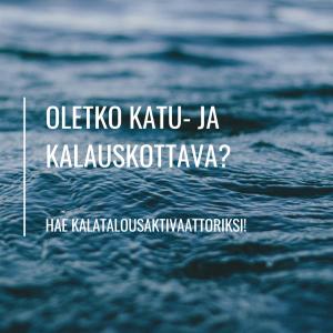 Itä-Suomen kalatalousryhmä on Euroopan meri- ja kalatalousrahaston (EMKR)  ja Suomen toimintaohjelman 2014 – 2020 tarkoittaman paikallinen kalatalouden  ... d08b340899